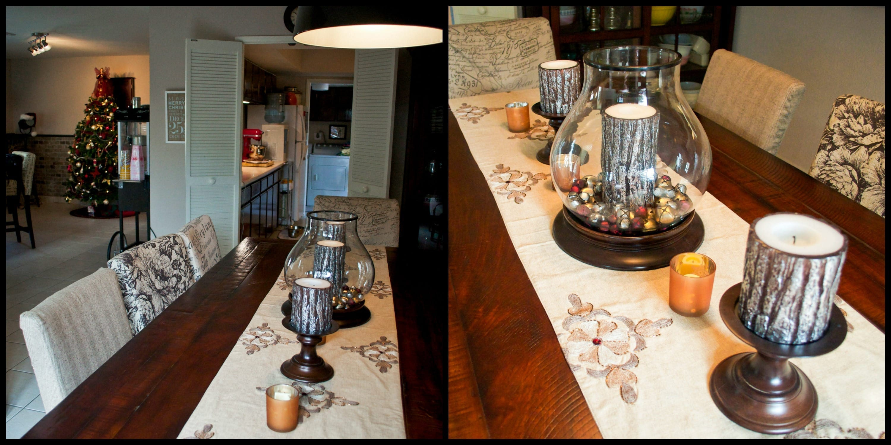 Dining Room Collage